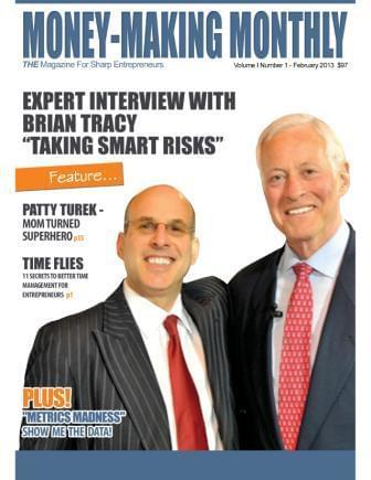 Brian Tracy, Steve Sipress